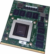 HP Quadro K3100M 4GB PCI-e MXM Video New 729546-001