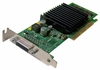 HP Quadro4 AGP 4X 64MB DVI Short Bracket Card