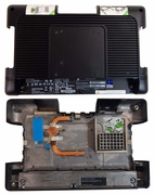 HP RP2 2000 RPOS Back Cover with Heatsink 768253-004