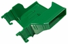 HP rP5700 POS System Cooling Plastic Fan Duct P1-445603 Green Plastic Shroud Only