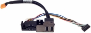HP Rp5810 Front I/O Cable LED Power Switch 766699-001