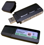 HP rp7800 POSReady7-32 RP7 USB Recovery Dr 691819-B21 Windows Embedded 7 Drive