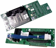 HP RX4640 SCSI Backplane w/ Management Board A6961-04075