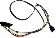 HP Sata Power Data Cable For SL170z G6 New 576895-001