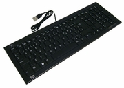 HP French-Canadian SK806a USB Keyboard NEW 505129-121 Rev.A1.2 Black Keyboard