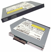 HP Slim DVD-Rom With Bezel & Multibay Connctor 403709-001 398149-131 UJDA775