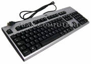 HP Smartcard USB Spanish LTNA Keyboard NEW 613463-163