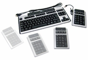 HP Spanish Modular w/ KU-041 USB Keyboard  352753-161