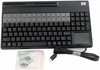 HP Spanish POS USB Keyboard w Integrated MSR 492245-163 492585-163 With TouchPad