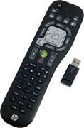 HP TSGH-2401 Remote Control w Wireless Dongle 684258-001 USB Wireless Dongle RG-0983