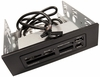 HP USB-1394 22in1 3.5-5.25 Media Card Reader 507058-001 468494-002 and 488555-002