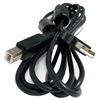 HP USB 2.0 A-4pin to B 1.8m Black Cable 453030300230R E124936-E  AWM 2725