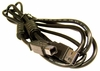 HP USB 2.0 A-4pin to B 2m Black Cable R50800410745GM LL80671 AWM E101344