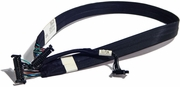 HP USB VGA Serial Cable Assembly New 694537-001 660745-001