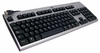 HP Latin KUS0133 SmartCard USB Keyboard NEW 434822-161 LAS Black-Silver Wired KB