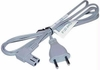 HP Volex 2-Prong 250v Angled Grey Cable NEW 8120-8452