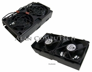 HP xw6200 Dual Fan with Bracket Kit NEW 349573-001
