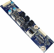 HP Z1 G2 Rear IO Port Board Assy 700998-001