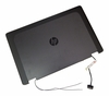 HP Zbook 17 Display Back Cover w/ Mic New 740477-001