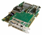 IBM 1.6Ghz PCI Integrated xSeries Server Card 21P6867 2x512M-53P2669- 53P4540 Assy