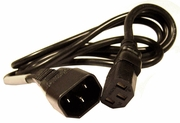 IBM 10a 250v Extension 5FT Power Coard NEW Bulk 36L8860 Black Cable