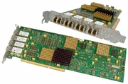 IBM 17P7705 PCI-x 4-Port 2.1 SW2 FC Adapter 22R0679 Fibre Channel Shortwave Card