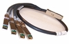 IBM 1m Passive QSFP to 4-SFP MT7309 Cable NEW 49Y7930