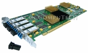 IBM 22R0464 Quad 2GBit PCI-x 3.0 Longwave Card 18P3456 22R0463 Fibre Channel 4-Port