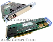 IBM 2780 Controller With Aux Cashe Acc Card 39J5061 5708 Pocket Card 97P6099