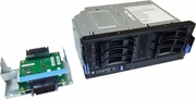 IBM 2BD7 6-Slot 2.5 Drive Storage w Interposer 74Y3298