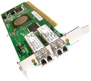 IBM 2GB PCI-PCIx Dual Fibre Channel  Host Card 38P9199 FC5010409-33 - QLA2342