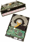 IBM 3.5in ATA- IDE 7200rpm 120GB Hard Drive 14R9201 123.5GB Internal Bare Bone