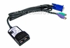 IBM 32P1654 KVM 1.5m Conversion Cable 26K4177
