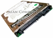 IBM 43N8105 2.5in 5400rpm SATA 160GB HDD 43N8394