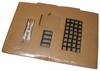 IBM 44D1841 POS Black Key Cap Set New Kit POS-KEY-CAP Plastic Cap Set for 44D1840