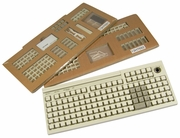 IBM 4700 POS 133-Key with MSR Keyboard New Kit 86H1067 with:13H7691-13H7692 MT4800
