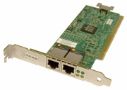 IBM 73P4219 NetXtreme1000T 2-Port PCI-x Adapter 73P4209 6Y500 Broadcom Ethernet Card