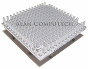 IBM AAVID 2.25in Sq 0.25 with Spring Heatsink 44P4751 Aluminium Connection 039889