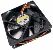 IBM AVC 12v DC 90x25mm 0.3a FAN E9025B12H-I3