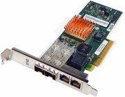 IBM Chelsio 5745 2x10GB 2B43 PCIe Ethernet New 00E0841 No SFP Included New Pull