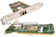 IBM Emulex 2GB 64-Bit PCI Bus FC Adapter Card 80P6101 FC1020055-05A - T5986006