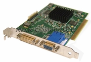 Matrox 32MB PCIDual  VGA DVI Video Card G45FMDVP32DOE3 00P2530