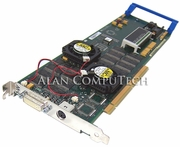 IBM GXT6000P Power PCI DVI 2-Fan Video Card 00P2368 3Pin MINI DIN 64Bit 09P1738