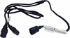 IBM Longwell 10a 250v Black Y Power Cord 25R2567 E55349 YSR-01