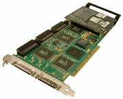 IBM Mylex eXtremeRAID 1100 with Battery PCI Card 08P061