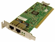 IBM Nextreme 1000T PCI-x 2-Port LP Short Bracket Card Broadcom - BCM95704CA40-LP