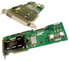 IBM PCIx 1.5GB DDR Auxilary Cache w Bat Adapter 44V4095 with Battery Card Assembly