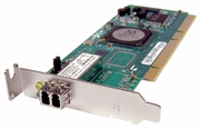 IBM QLA2340 PCI-x FC Short Bracket Card NEW 24P8174-LP