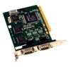 IBM Quatech 2-Port RS232 PCI Serial Adapter 22P7573 9303008 9pin DSC-100 Card