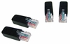 IBM RJ45 Black Terminator 4-PCS each NEW Kit 32P1710 Plugs for KVM Console-Server